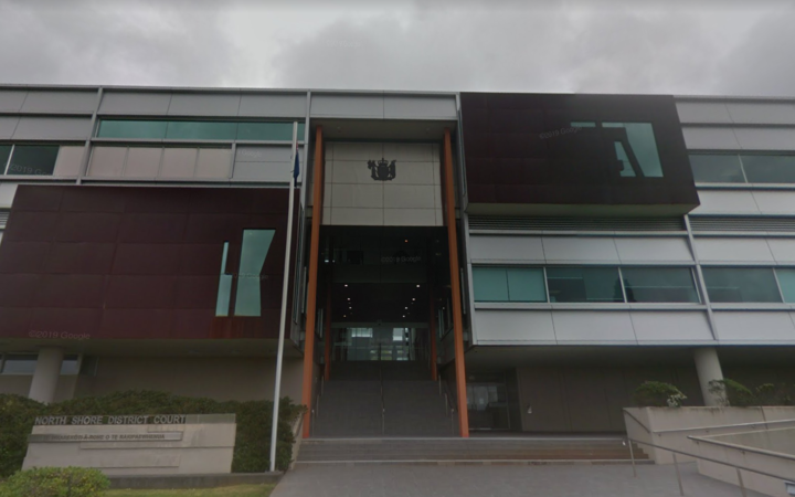 The case is being heard in North Shore District Court. Photo: Google Maps