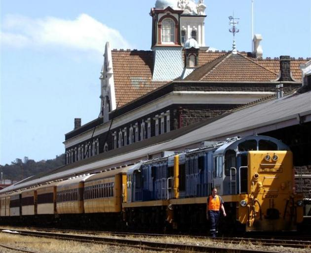 The Taieri Gorge track has been mothballed. Dunedin Railways is wholly owned by Dunedin City...