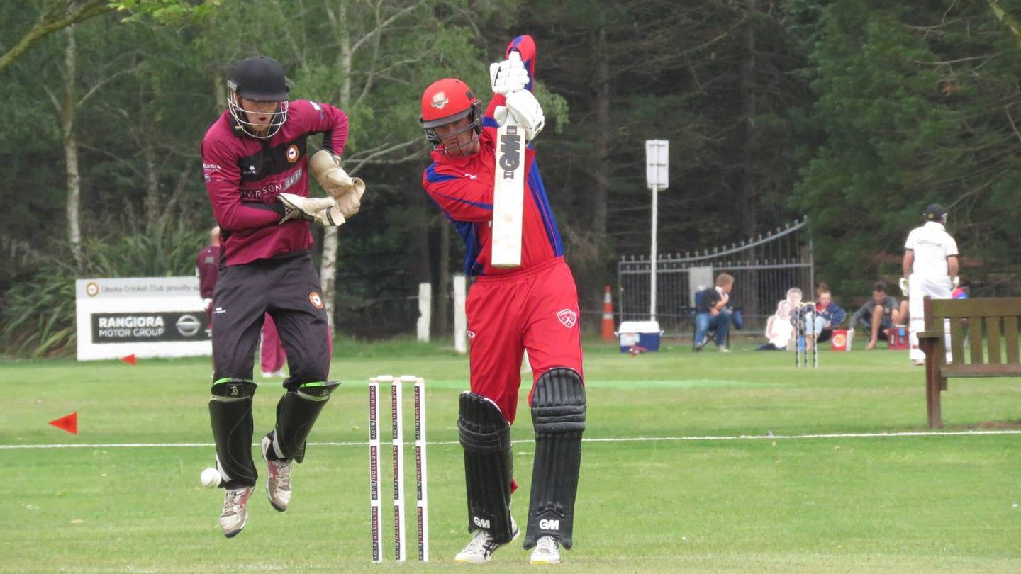 Henry Shipley will be expected to shoulder a heavy burden if he plays in Country's Hawke Cup...