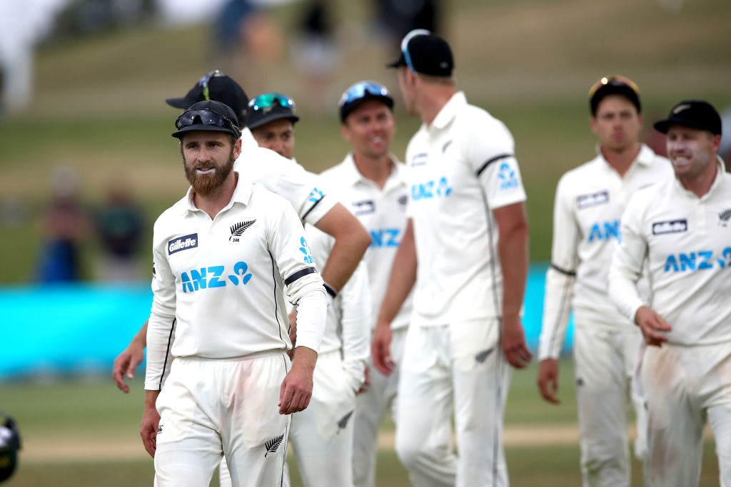 The Black Caps have played 15 two-test series in the last six years. Photo: Getty Images