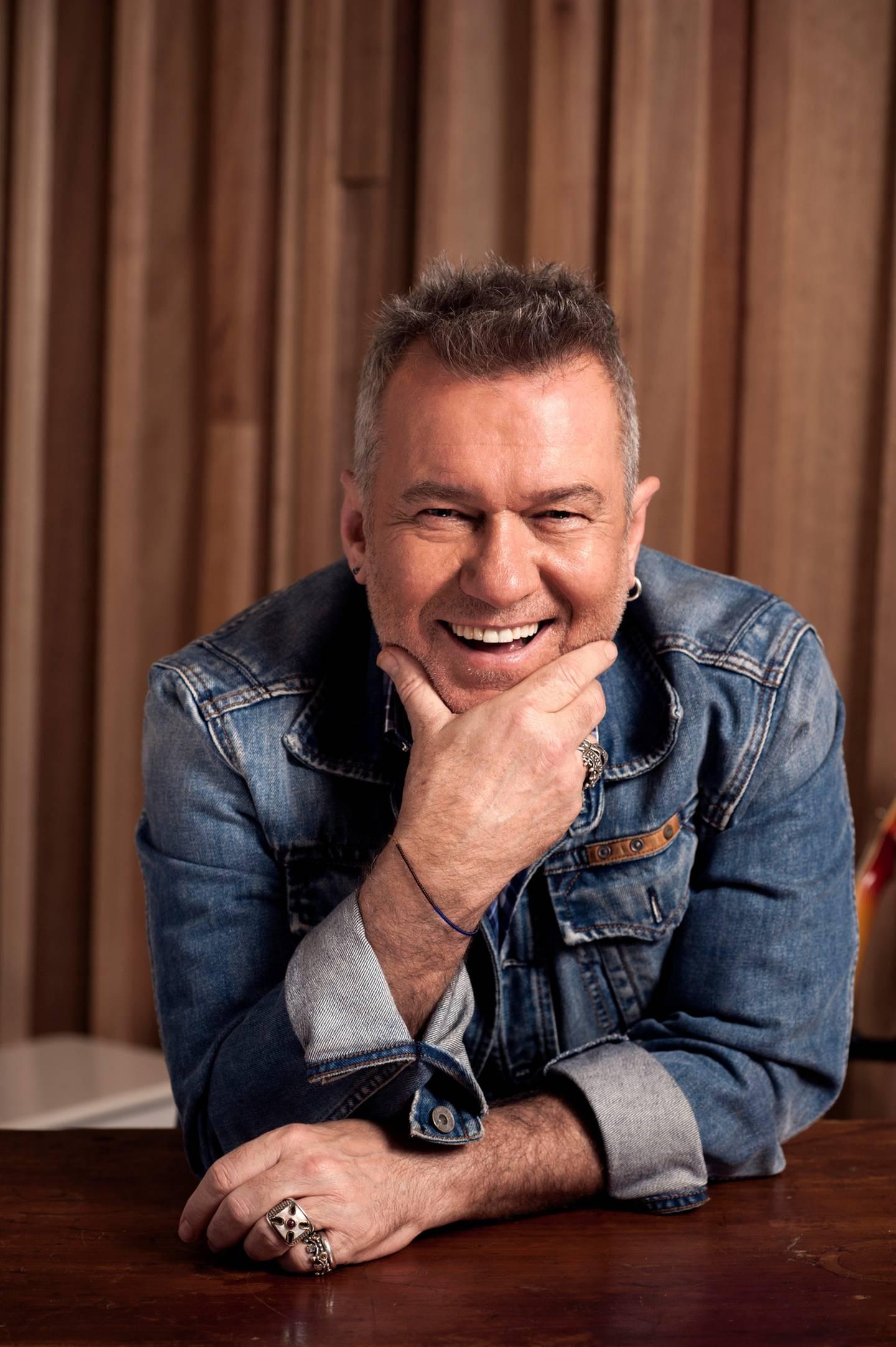 Australian singer Jimmy Barnes. Photo: Supplied