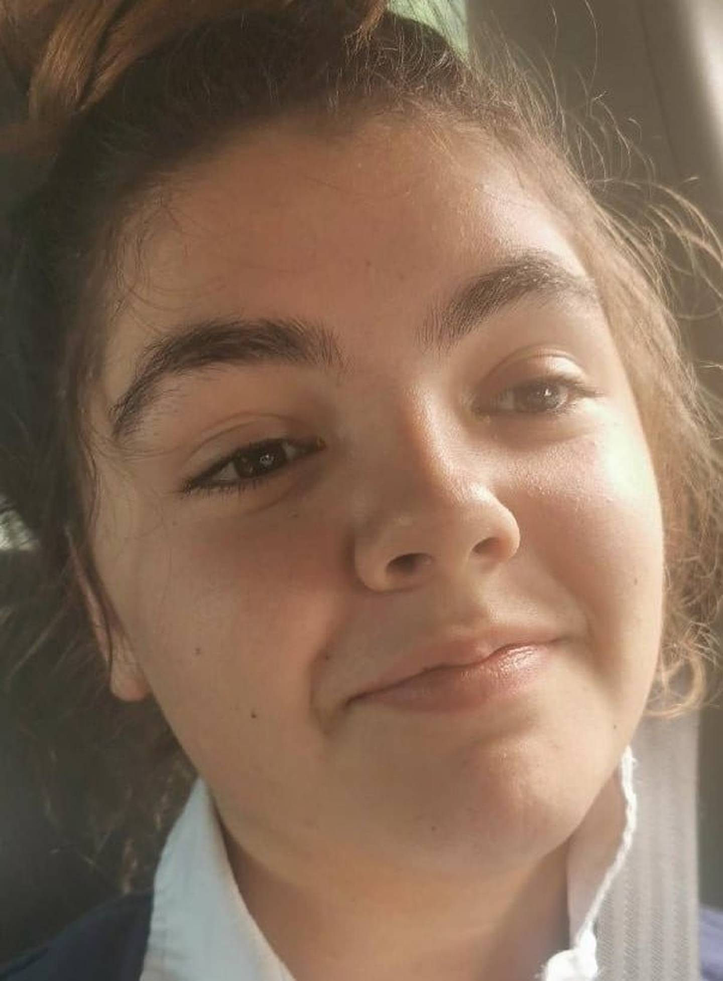 Brianna is believed to be in the Christchurch area. Photo: Supplied