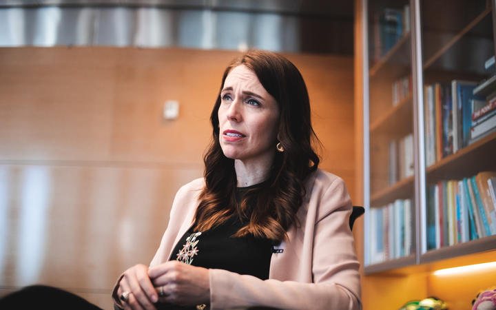 Prime Minister Jacinda Ardern says it is unacceptable for companies to intentionally dump...