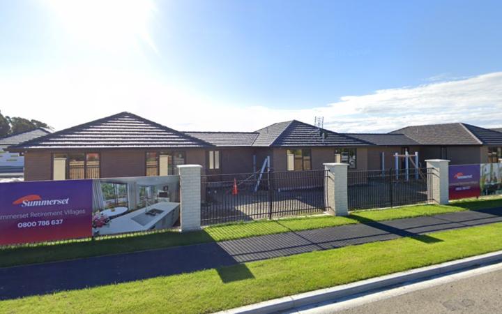 Summerset retirement village at Avonhead, Christchurch. Photo: Google Maps
