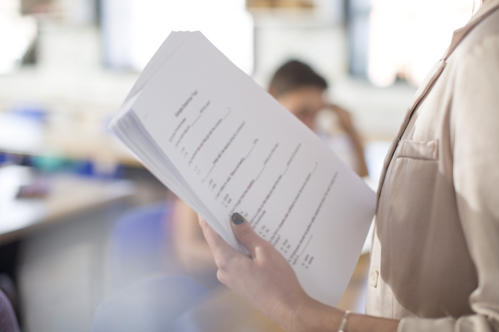 It appeared more students had achieved their NCEA certificate through internal assessment before...
