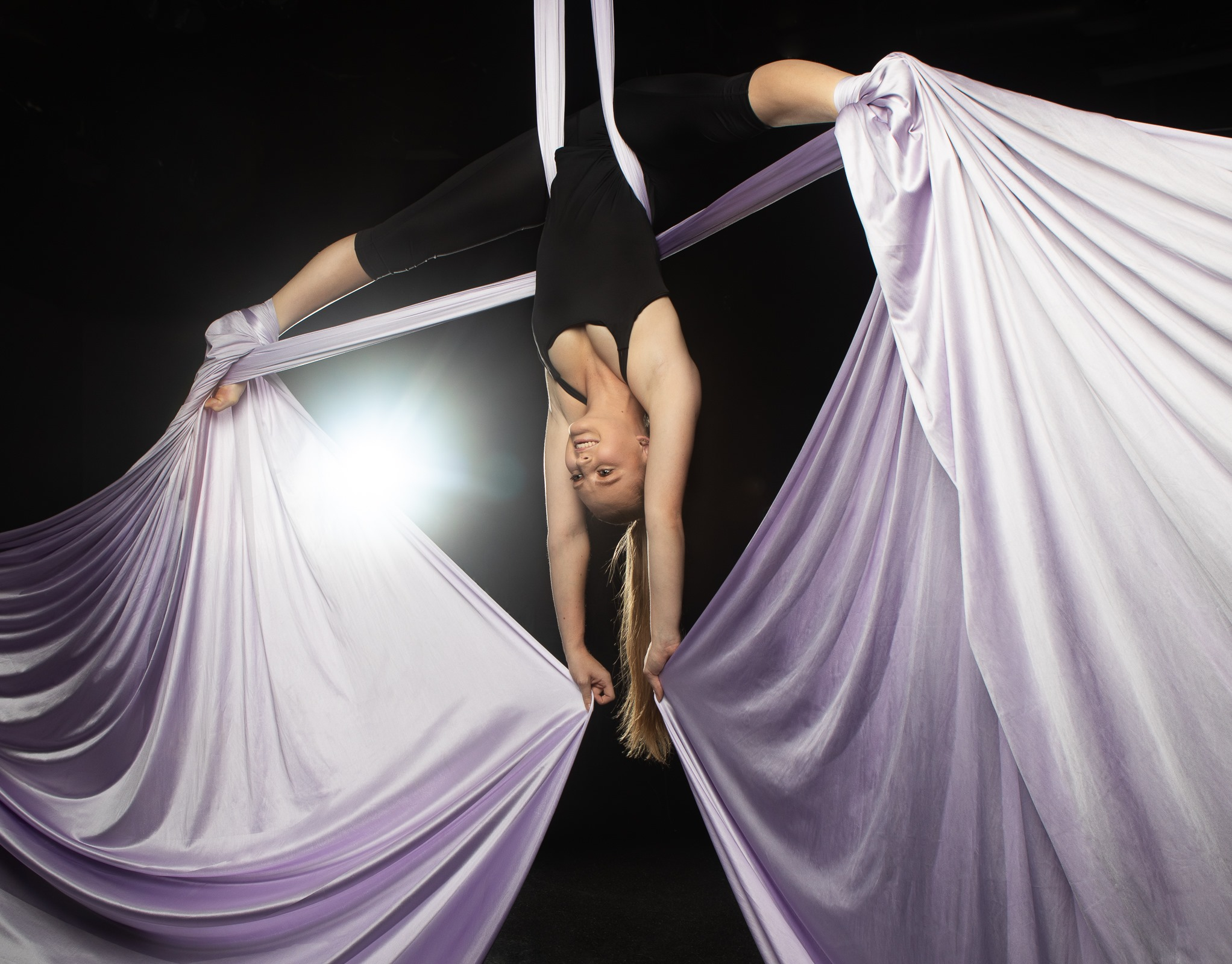 St Margaret's College has become the first school in Australasia to offer cirque aerial classes....