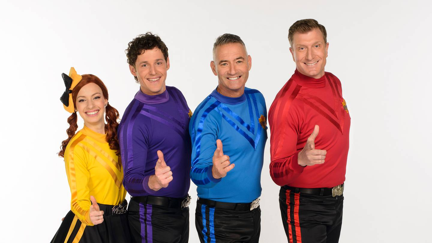 The Wiggles Emma, Lachy, Anthony and Simon are facing their own hot potato after failing to get...