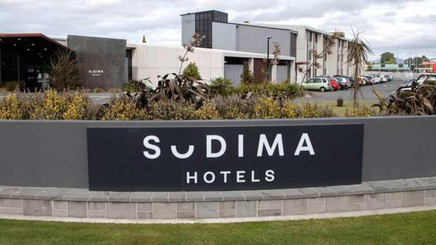 The Sudima Hotel at Christchurch Airport. Photo: NZH