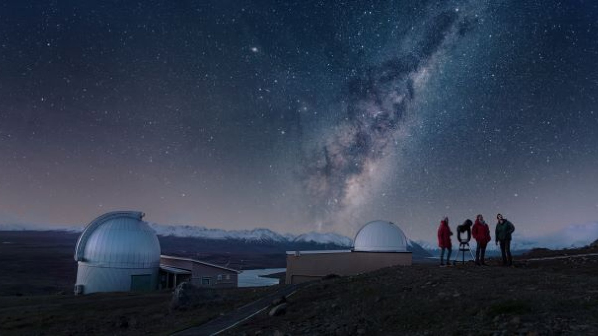 See the Milky Way in all its glory. Photo: Supplied