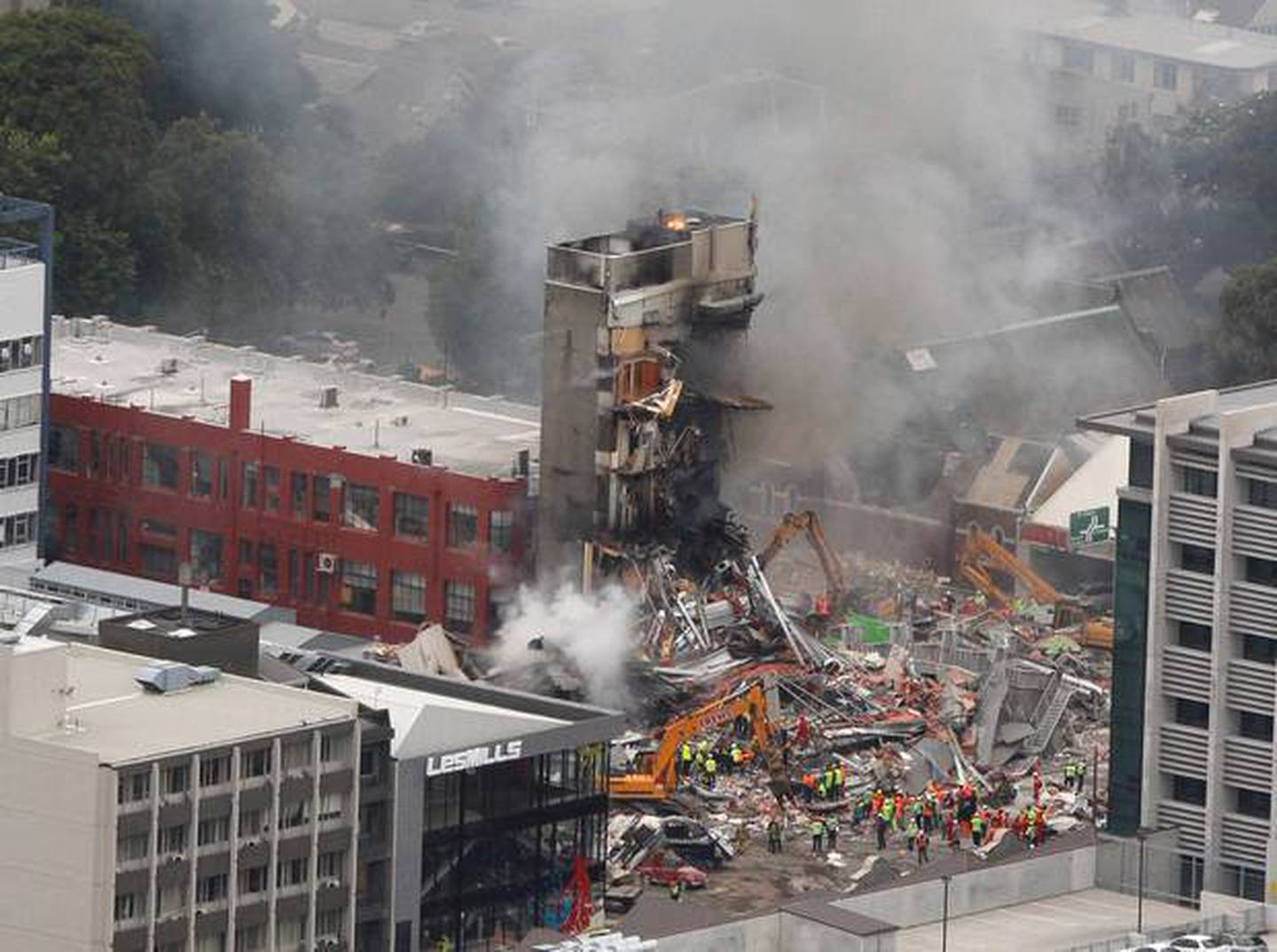 The February 22, 2011 earthquake in Christchurch caused mass destruction and loss of 185 lives....