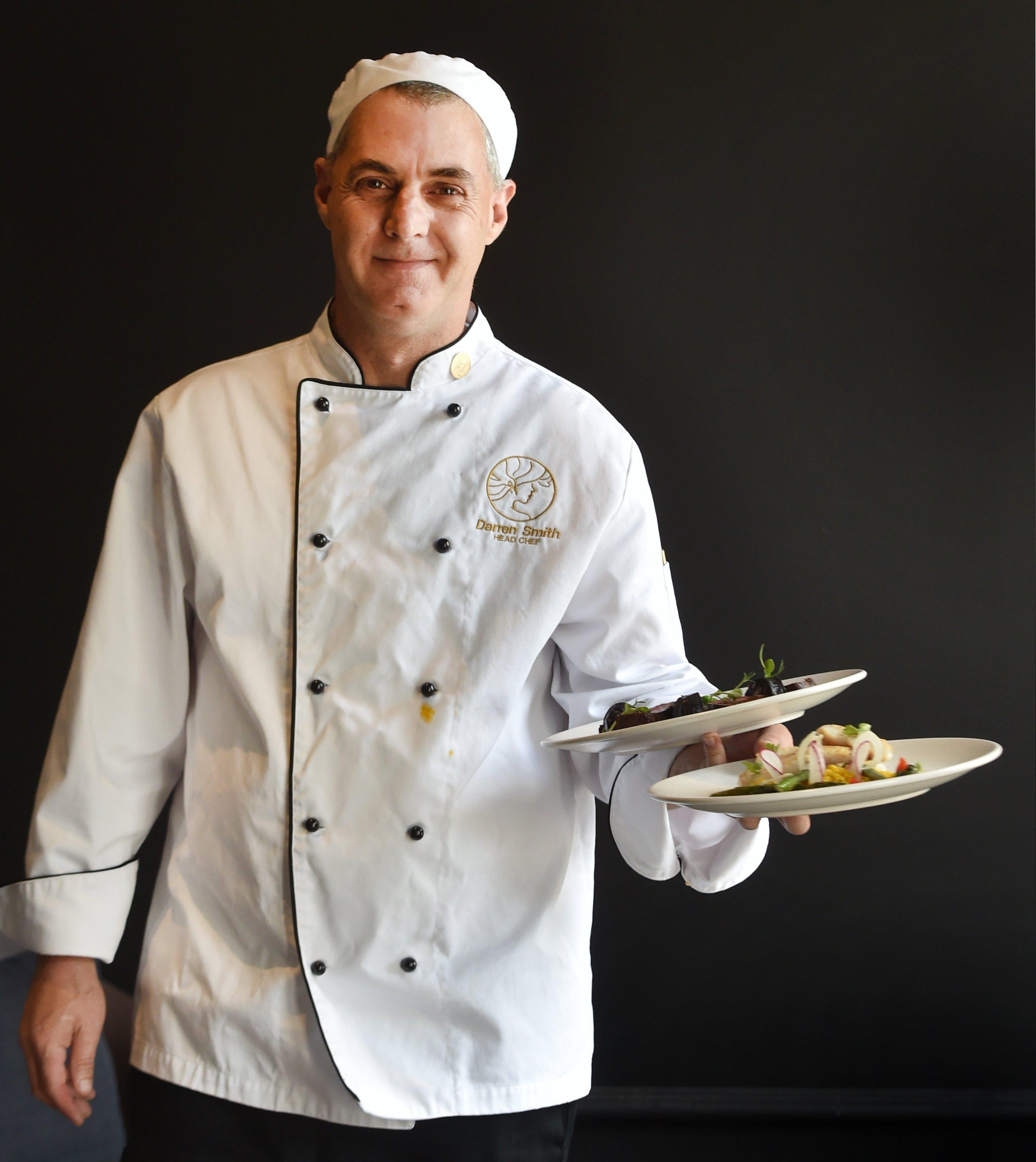 The Press Club at Fable Dunedin head chef Darren Smith.