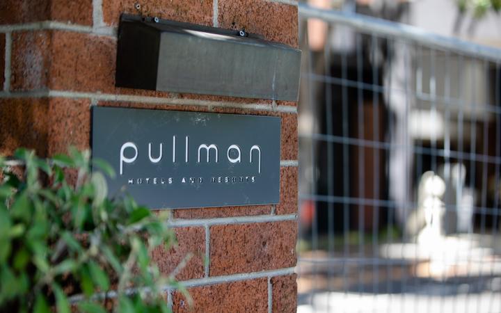 Pullman Hotel in Auckland. Photo: RNZ / Dan Cook