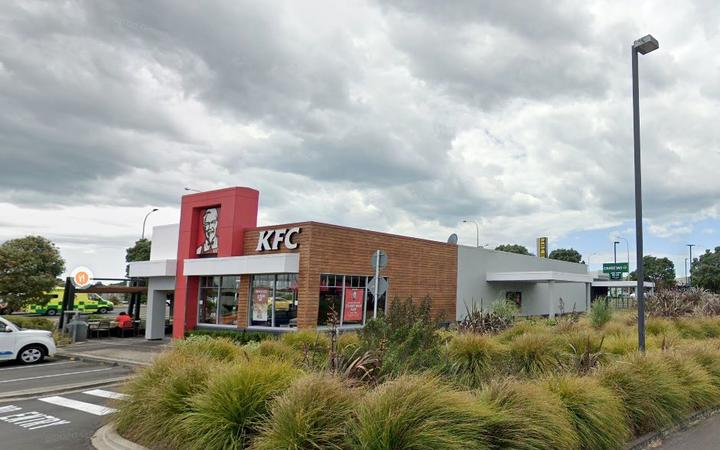 KFC Botany Downs. Photo: Google Maps