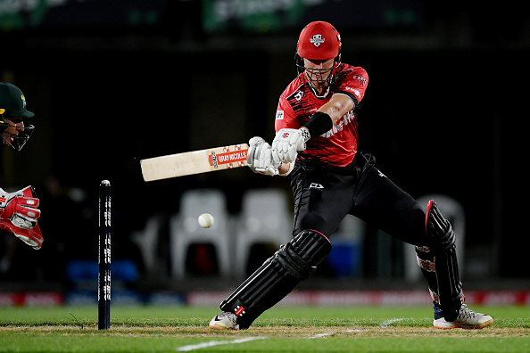 Jack Boyle is hoping to make an impact in the Dream 11 Super Smash elimination final on Thursday....