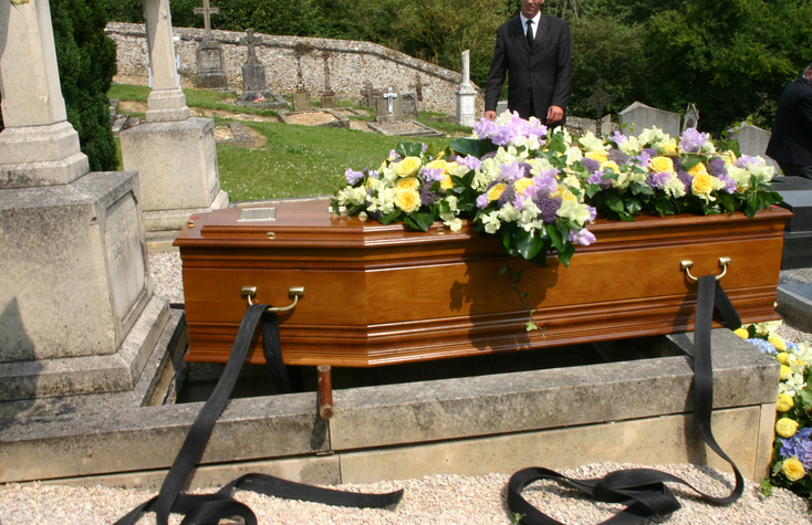 Funeral Directors Association president Gary Taylor says the distinction between an essential...
