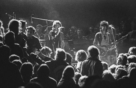 John Veale was among the crowd at the notorious, and deadly, concert at California's Altamont...