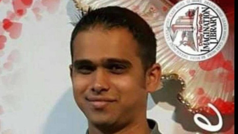 Faiz Ali was allegedly murdered in Christchurch last night. Photo: Supplied