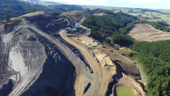 Bathurst Resources is closing its Canterbury Coal Mine near Darfield. Photo: File