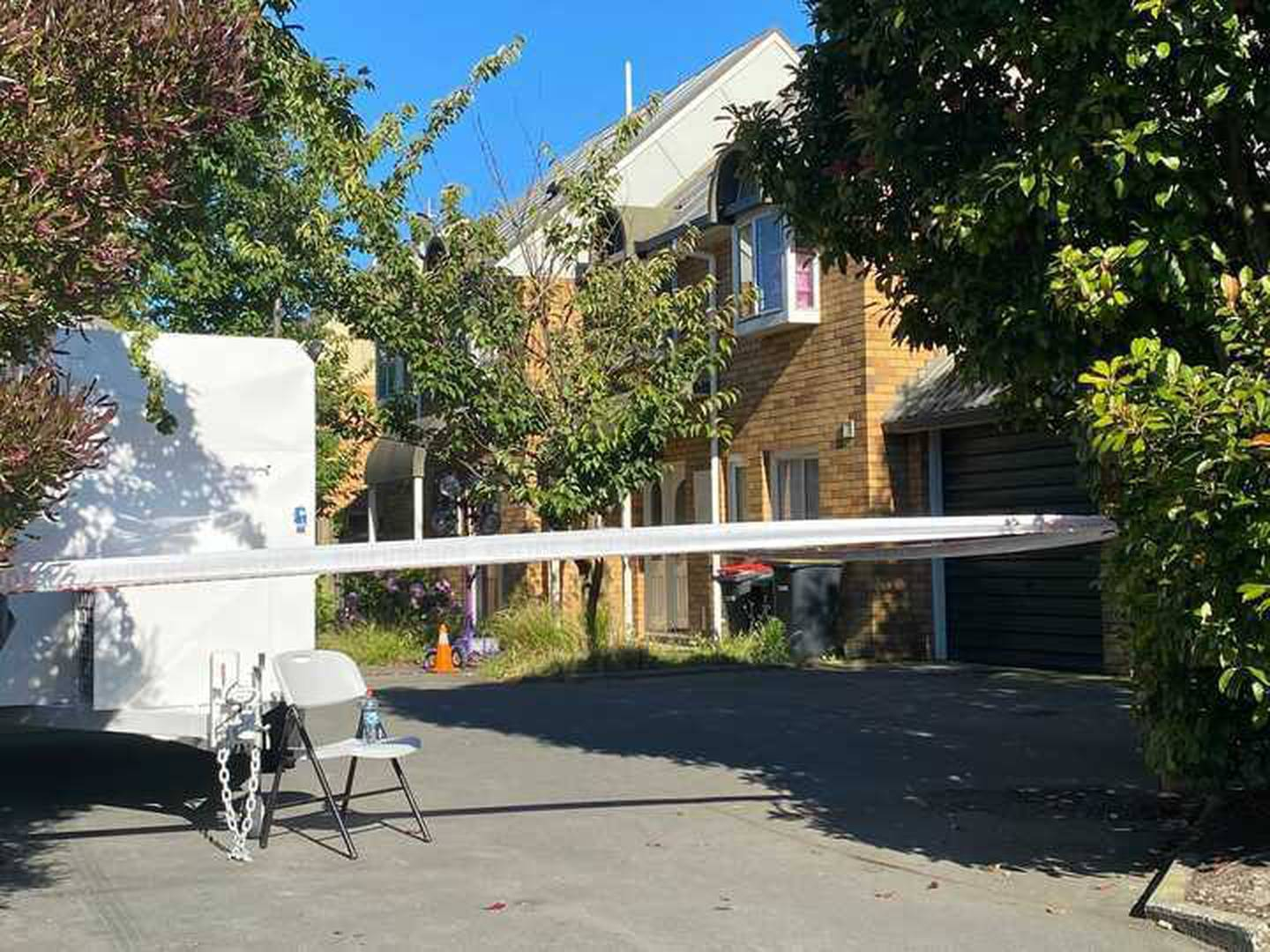 Michael Joseph Graham, 57, was found dead at a house on England St, Linwood, last month. Photo: NZH