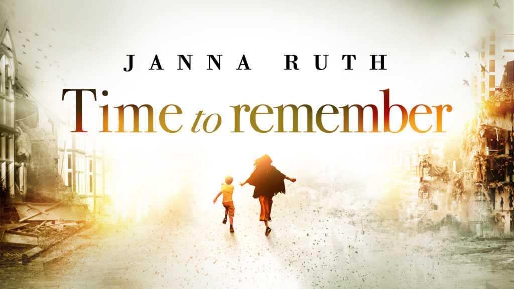 To order a copy of Time to Remember, visit www.janna-ruth.com. Image: Supplied