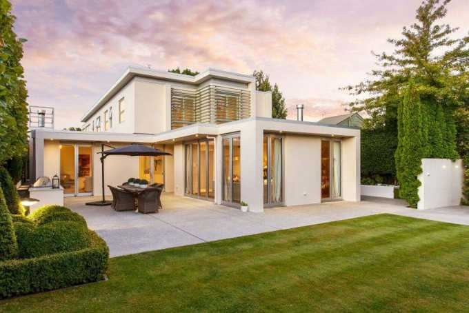Three bidders fought to secure 39 Weka St in Fendalton, Christchurch. Photo: Supplied