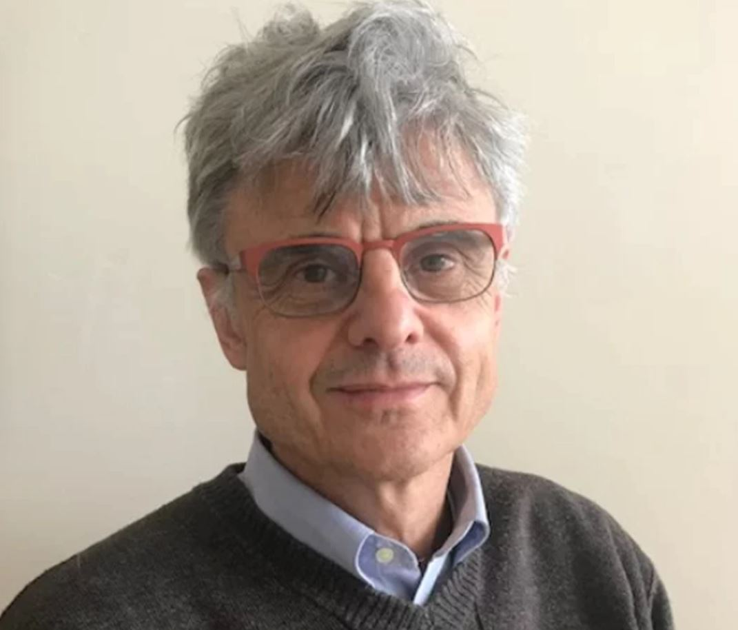 Dr Geert Vanden Bossche. Photo: Supplied via NZH