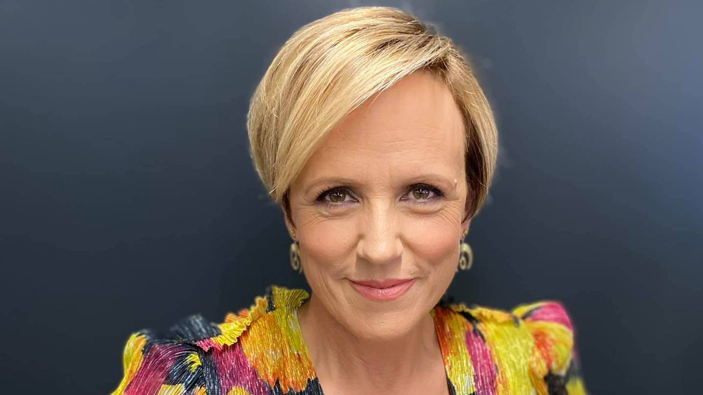 Hilary Barry's fashion choices have been called out again. Photo: Supplied via NZH