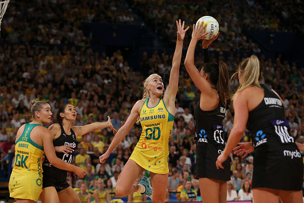 The 2019 Constellation Cup. Photo: File