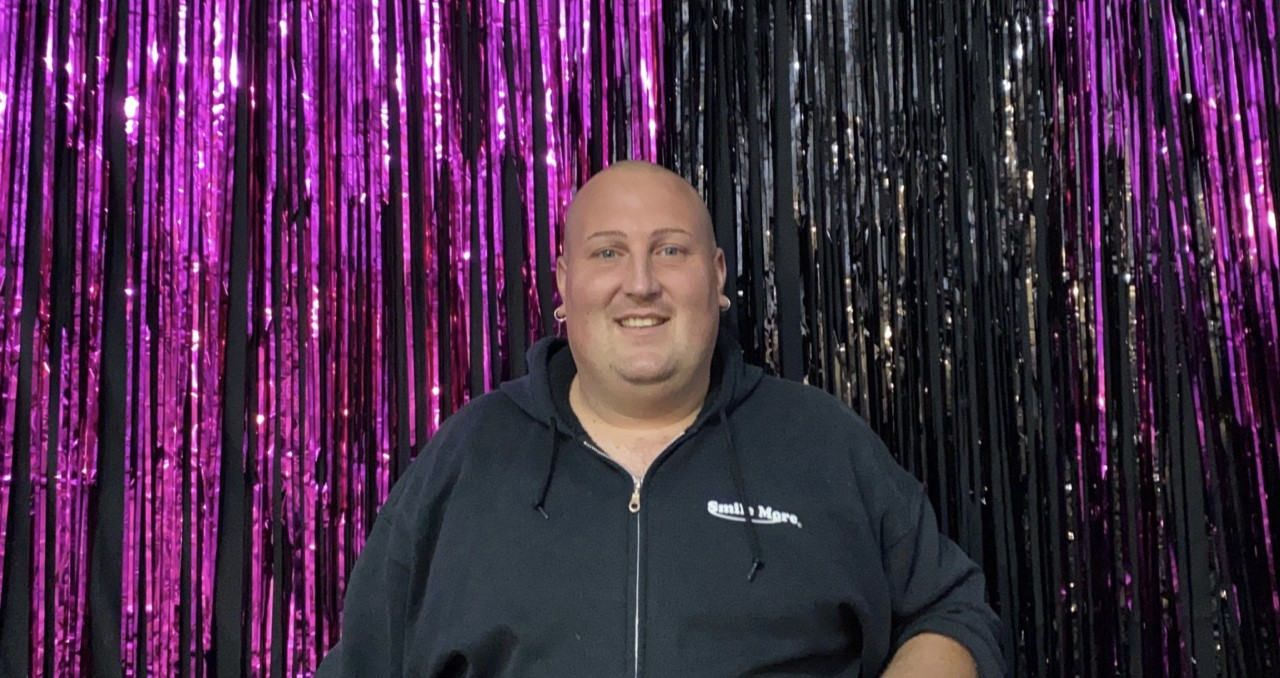 Mark Jackson is a supermarket worker and business operator by day, and a drag queen by night....