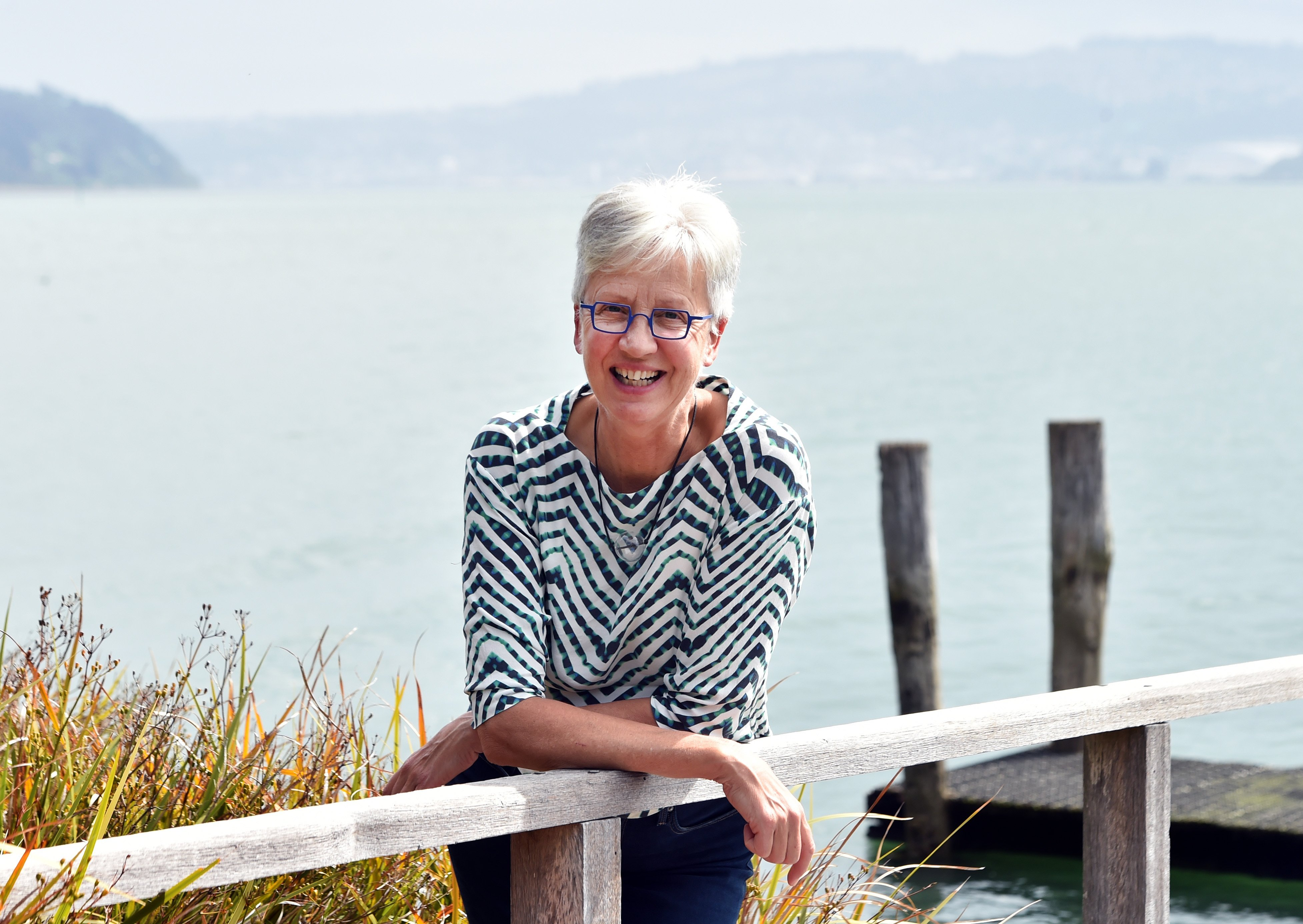 Prof Liz Slooten, of the University of Otago zoology department, reflects on a planned career...