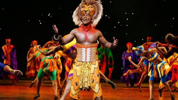 The Lion King stage show is being held at Auckland's Spark Arena and opens on June 24. Photo:...