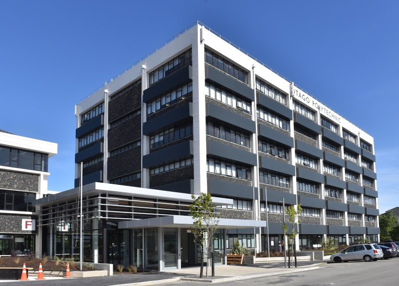 Otago Polytechnic is looking at rescheduling the graduation in June or July and all pre...