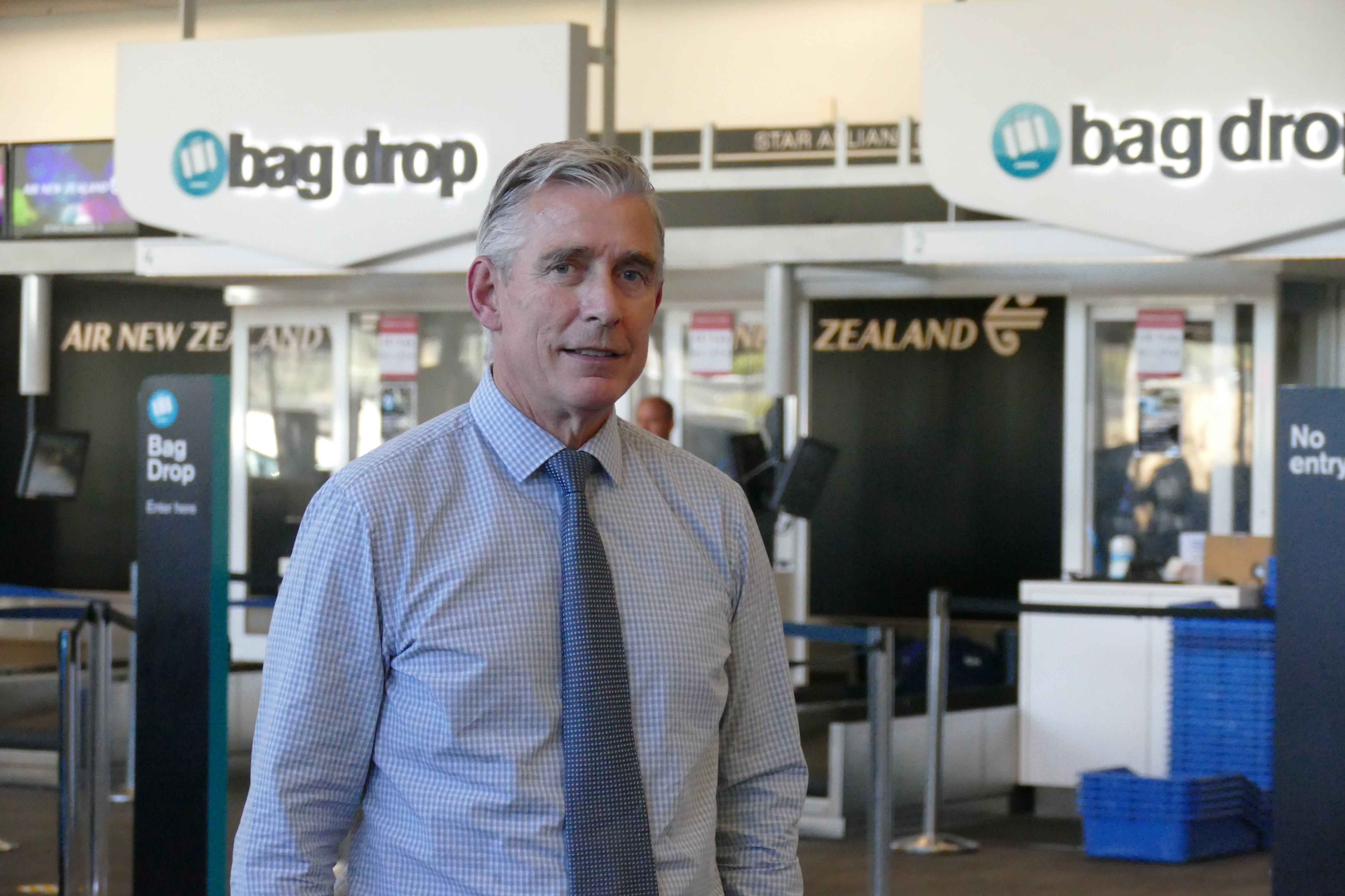 Air New Zealand chief executive Greg Foran says the national carrier will start with four direct...