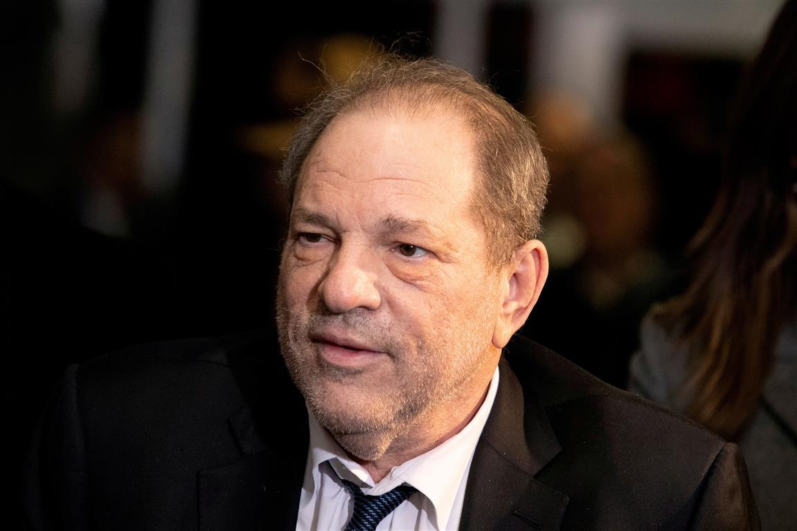 Harvey Weinstein. File photo: Reuters
