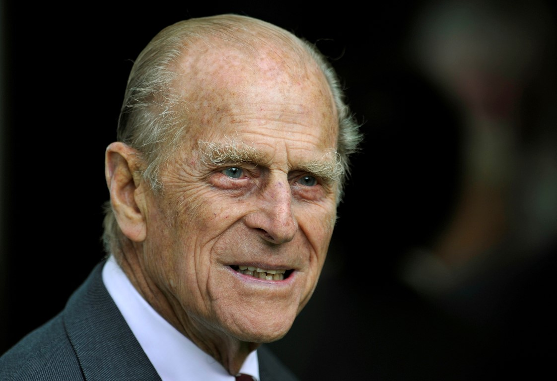 Prince Philip has died at the age of 99. Photo: Reuters