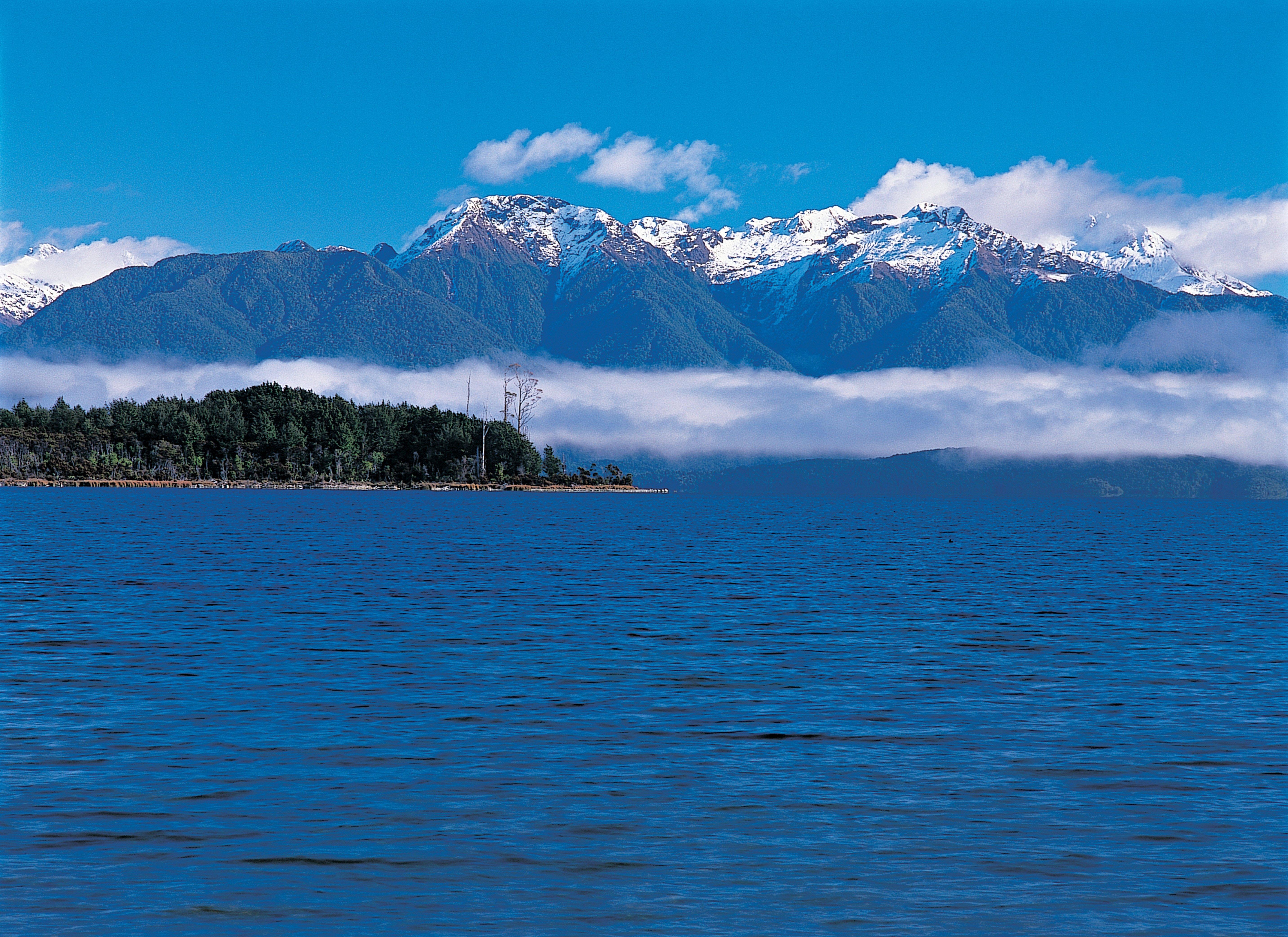 This 235km road trip southern Fiordland takes you from Tuatapere to Lake Te Anau via a valley...
