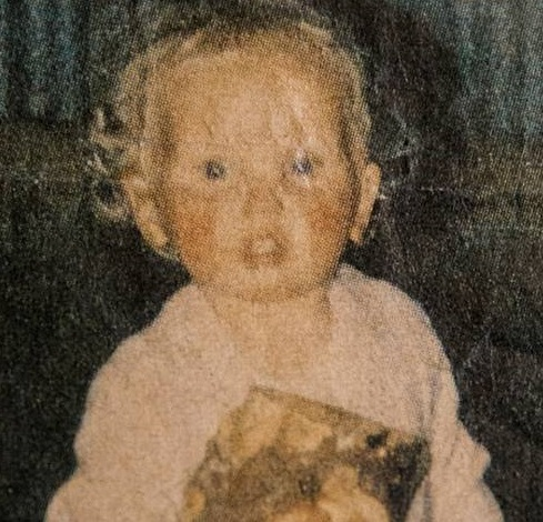 Amber-Lee Cruickshank has been missing since 1992. Photo: supplied