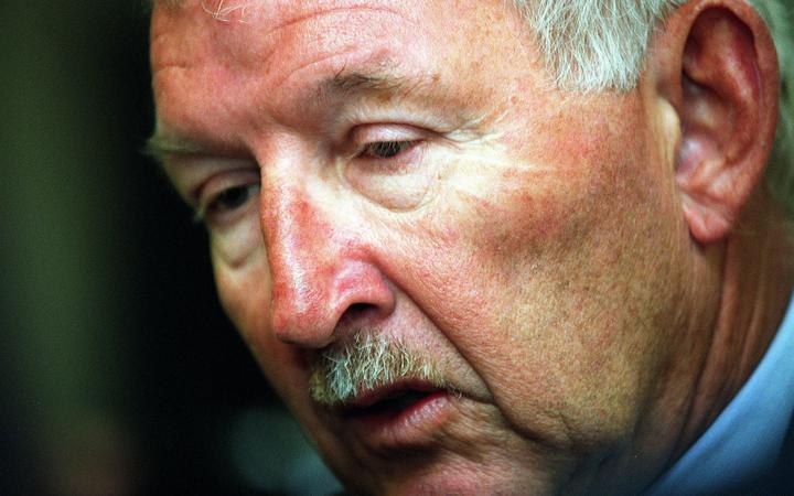 Sir Ron Brierley will next appear in court on  April 30. Photo: Getty Images