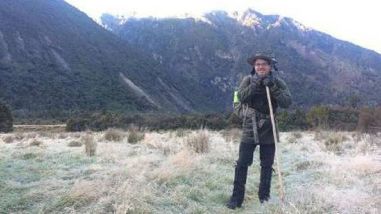 Swedish hunter Hans Christian Tornmarck was due out of Karangarua on May 17, 2017, but has never...