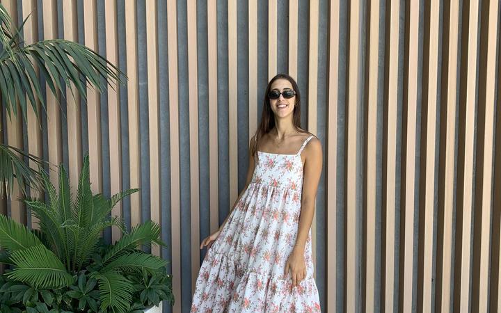 Hannah Koumakis. Photo: Supplied via NZH