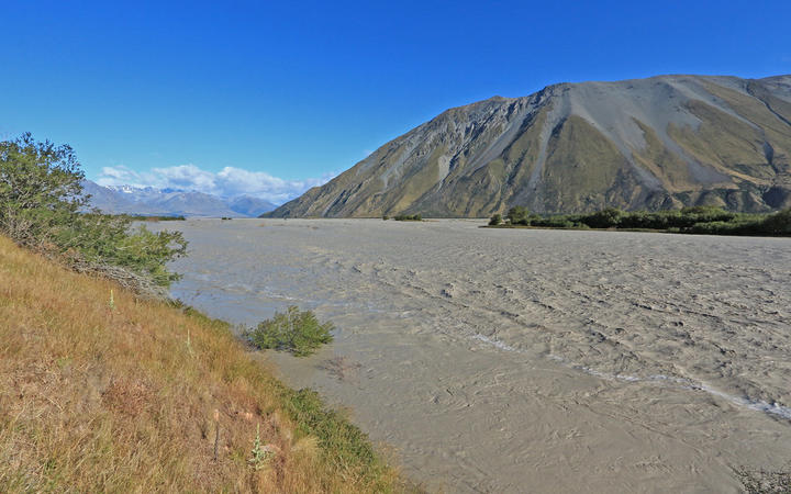 The Rangitata Awa in flood in 2019. Photo: Supplied / Flickr