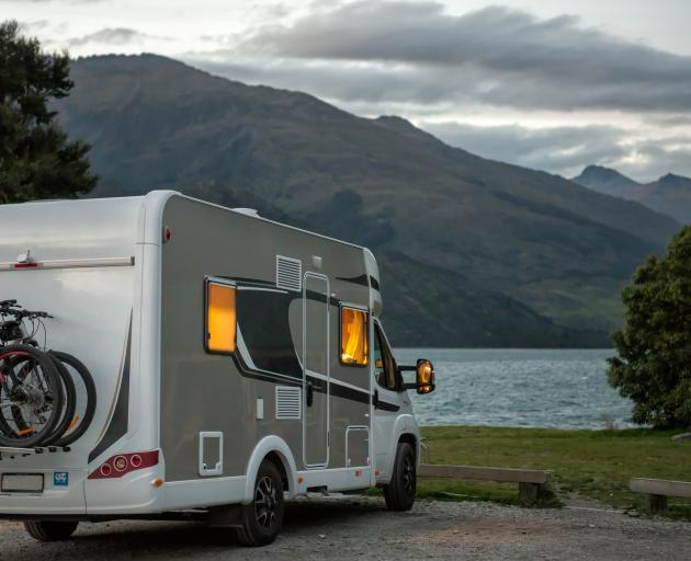 MBIE figures show there were an estimated 245,000 freedom campers in 2019 with international...