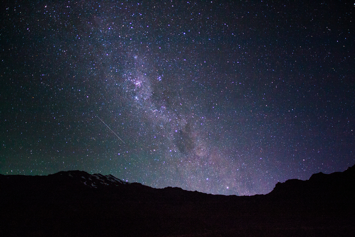 The skies above Rakiura / Stewart Island have already seen the area classified as 'Dark Sky...