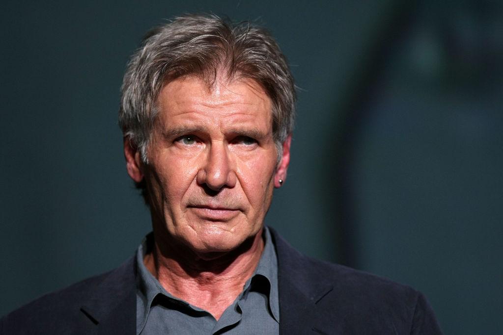 Harrison Ford. Photo: Getty