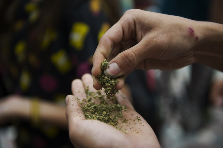Addict's family members are reporting synthetic cannabis is more dangerous than ever. Photo: File...