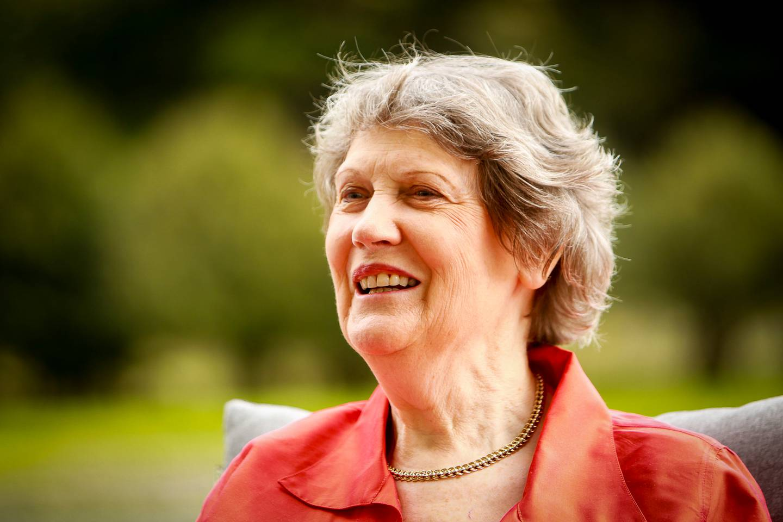 Former prime minister Helen Clark. Photo: NZ Herald