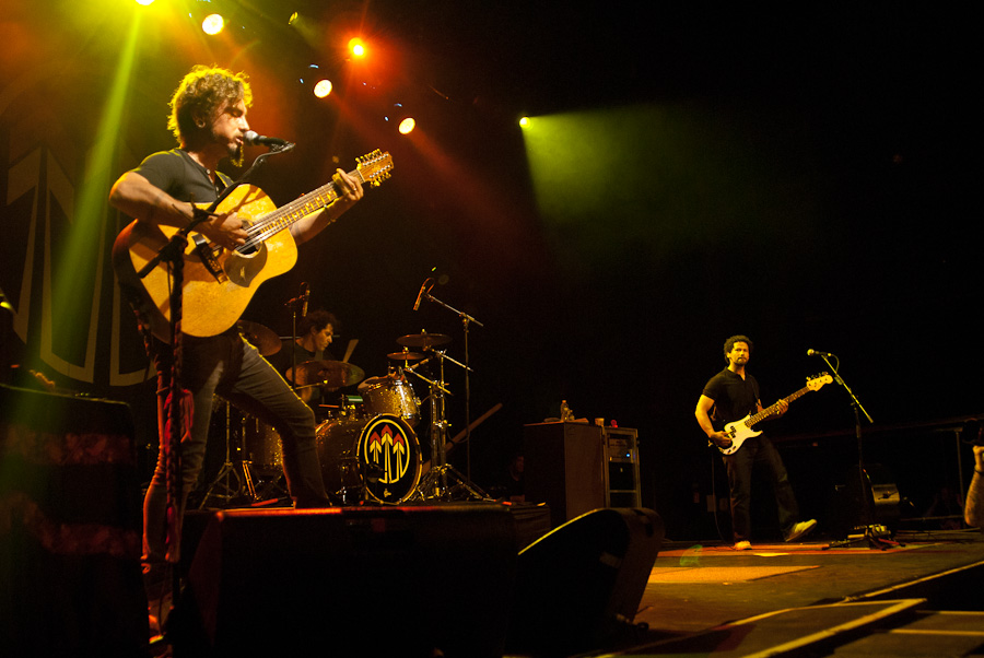John Butler on stage. Photo: Supplied