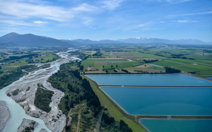 The Mayfield Hinds Valetta irrigation scheme will service more than 50,000 hectares of private...