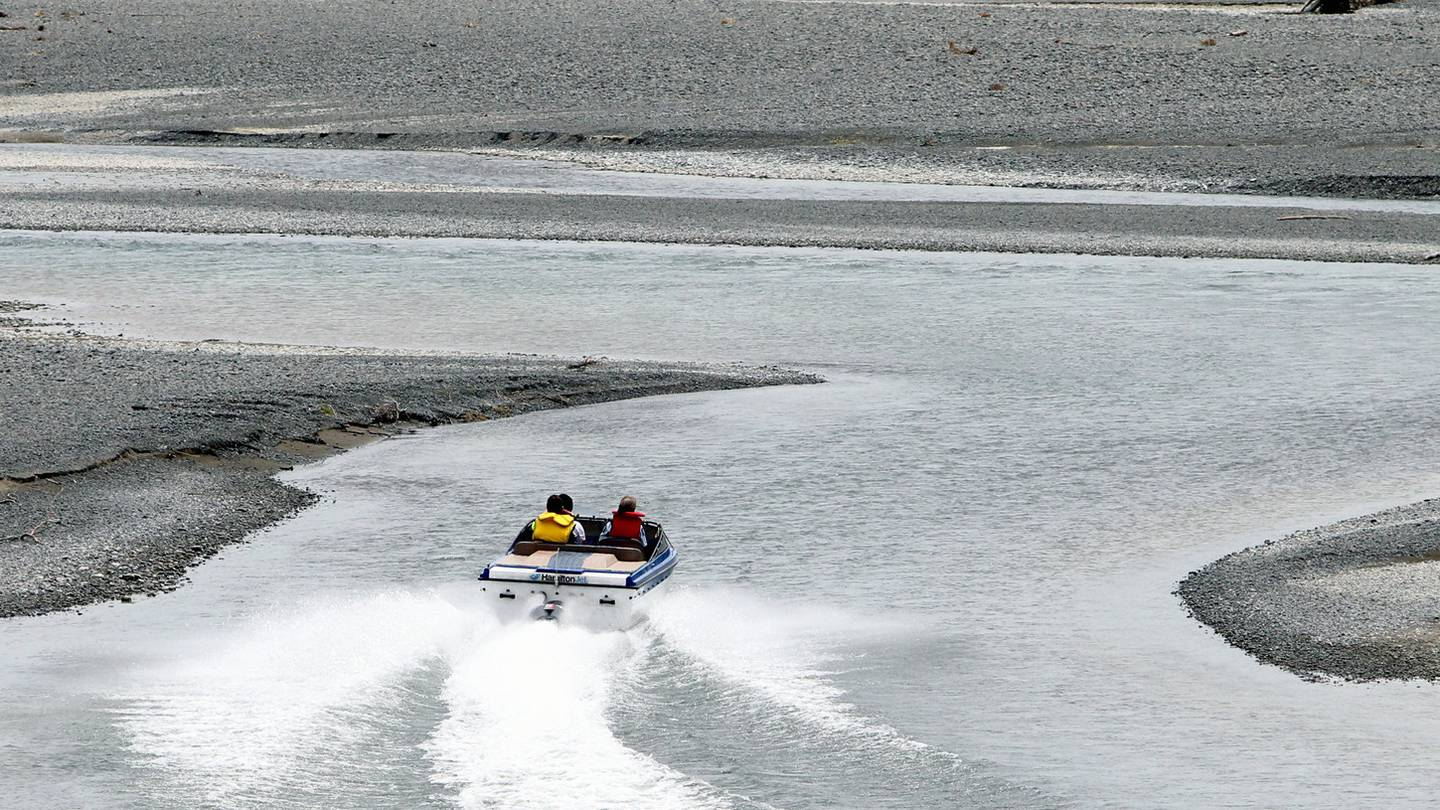 Two men have been convicted after a jet boat crash at Lake Hood, Ashburton in November 2019....