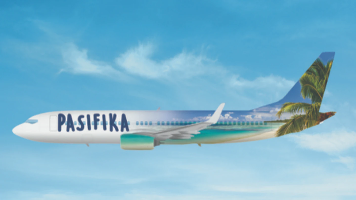 An artist's impression of the new airline's 737-800 planes. Image: Supplied
